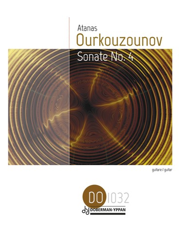 Sonate N°4-cover